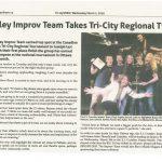 Crossley Improv Team