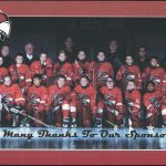 St. Catharines Falcons Team Photo