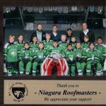 St. Catharines Falcons Team Photo